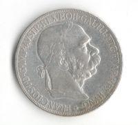 5 Korun(1907-ražba bz), stav 1-/1- hr.