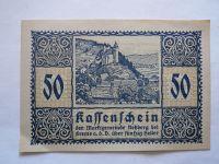 50 Heller, nouzovka, 1920, Rakousko