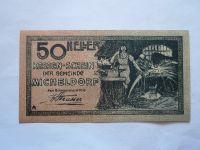 50 Heller, nouzovka 1920, Rakousko