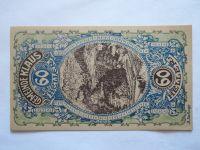 60 Heller, nouzovka, 1920, GEMEINDE HAUS , Rakousko