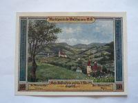 80 Heller, nouzovka, 1921,Rakousko