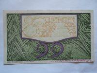 99 Heller, nouzovka, 1920, Rakousko