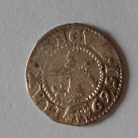 Čechy Bílý Peníz 1569 Maxmilián II.
