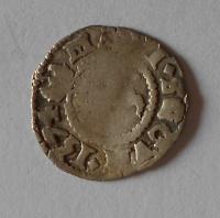 Čechy Bílý Peníz 1574 Maxmilián II.