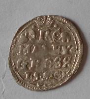 Čechy – Kutná Hora Malý Groš 1580 Rudolf II.
