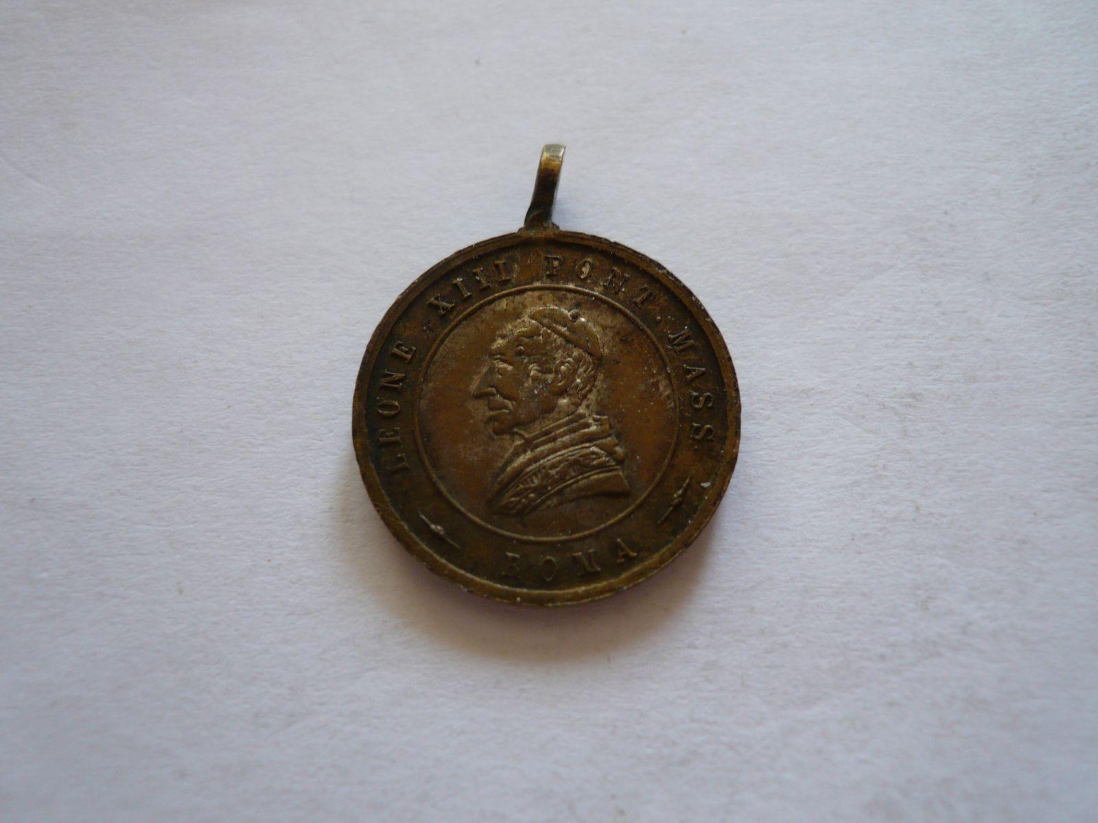 Lev XIII., dobové ouško, Vatikán