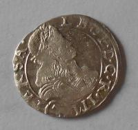 Čechy 3 Krejcar 1682 Leopold I.