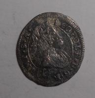 Čechy – Kutná Hora 1 Krejcar 1702 Leopold I.