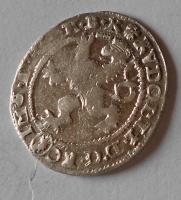 Čechy – Kutná Hora 1587 Rudolf II.