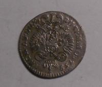 Čechy – Praha 1 Krejcar 1759 Marie Terezie