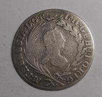 Čechy – Praha 10 Krejcar 1760 Marie Terezie