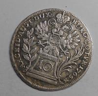 Rakousko 10 Krejcar 1765 Marie Terezie