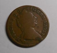 Rakousko – Günzburg 1 Krejcar 1762 G Marie Terezie