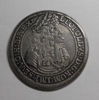 Rakousko – Hall Tolar 1694 Leopold I., kopie