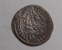 Rakousko – Vídeň 1 Krejcar 1701 Leopold I.