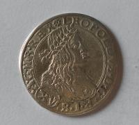 Rakousko – Vídeň 15 Krejcar 1663 Leopold I.
