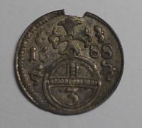 Slezsko – Opolí Grešle 1688 Leopold I.
