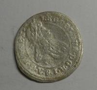 Slezsko – Vratislav 1 Krejcar 1700 Leopold I.