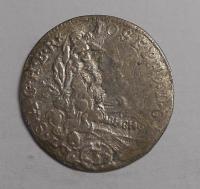Slezsko – Vratislav 3 Krejcar 1710 Josef I.