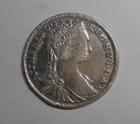 Uhry 15 Krejcar 1744 KB Marie Terezie