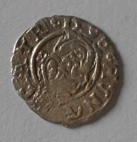Uhry Denár 1590 KB Rudolf II.