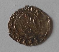 Uhry Denár 1608 KB Rudolf II.