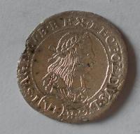 Uhry – Kremnica KB 6 Krejcar 1670 Leopold I.