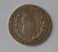 Čechy 20 Krejcar 1803 C František II.
