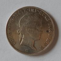 Čechy 20 Krejcar 1846 C Ferdinand V.