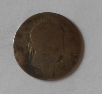Čechy 5 Krejcar 1839 C Ferdinand V.
