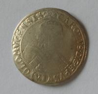 Olomouc – Arcibiskupství 6 Krejcar 1684 Karel II. Licht.