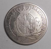 Rakousko 1/2 Scudo 1781 LB Josef II.