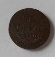 Rakousko 1 Krejcar 1816 E František II.