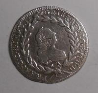 Rakousko 10 Krejcar 1765 EVMD Fr. Lotrinský