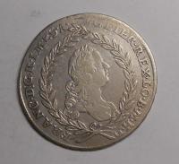 Rakousko 20 Krejcar 1763 Fr. Lotrinský