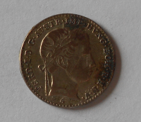 Rakousko 3 Krejcar 1848 A Ferdinand V.