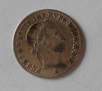 Rakousko 5 Krejcar 1837 A Ferdinand V.