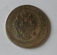 Rakousko – Benátky 1 1/2 Lira Veneta 1802 A František II.