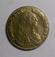 Rakousko Dukát 1766-1780 Fr. Lotrinský, kopie