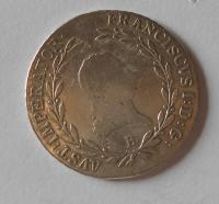 Uhry 20 Krejcar 1815 B František II.