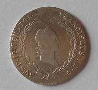 Uhry 20 Krejcar 1826 B František II.