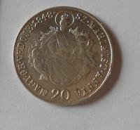 Uhry 20 Krejcar 1848 KB Ferdinand V.
