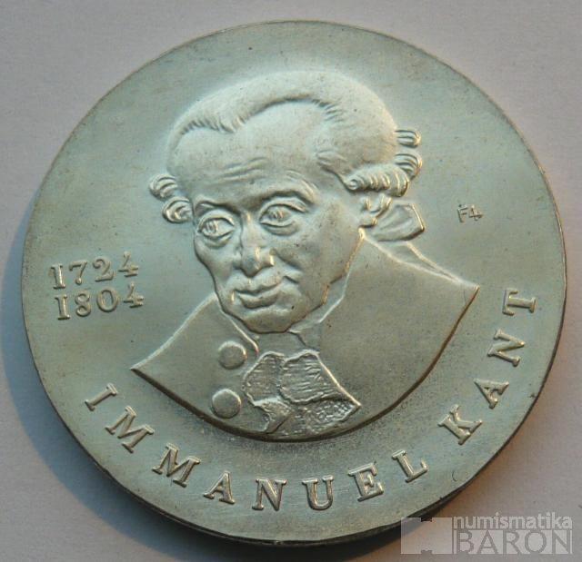 NDR 20 Marek 1974 I.KANT