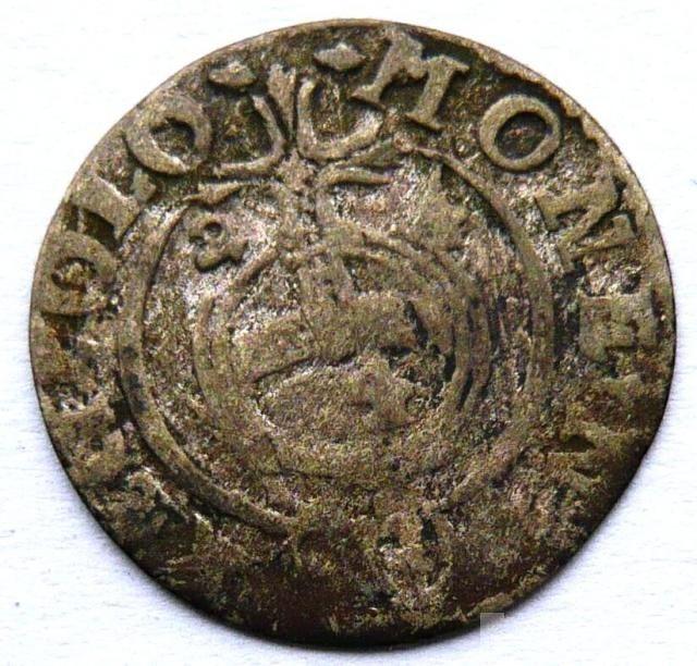 Polsko Poltorák 1624 Zikmund III.