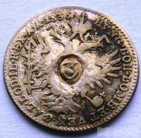 Rakousko 3 Krejcar 1836 A Ferdinandus opis Ferdinand V.