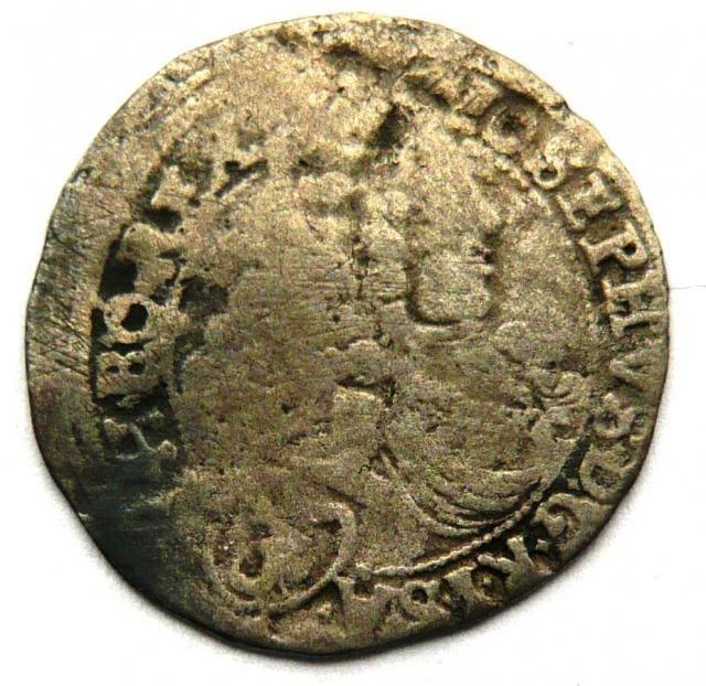Rakousko Svatý Vít 3 Krejcar 1706 Josef I.