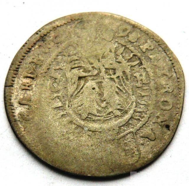 Uhry Bratislava 3 Krejcar 1698 Leopold I.